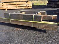 Pallet Job Lot European Oak Air Dried Off-cuts - Ideal for Turning / Garden Furniture / Crafts
