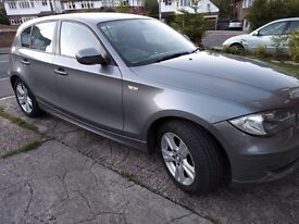 BMW 1 series with 2010 reg for sale