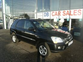 2009 09 KIA SPORTAGE 2.0 XE 5D 140 BHP **** GUARANTEED FINANCE **** PART EX WELCOME