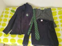 Girls uniform lismore school 13/14 years