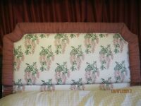 "upholstered headboard for 4ft6"" bed"