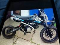 Welsh pitbike 125