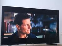 50 inch Hisense tv