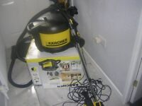 profesional karcher T201 vacum as new