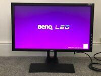 "Benq XL2420T 24"" true 120HZ 3D vison 2.0 widescreen LED gaming monitor"