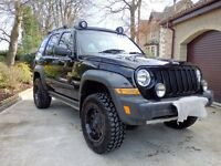 JEEP Cherokee 2.8CRD RENEGADE edition (2005) **PRICE REDUCED**