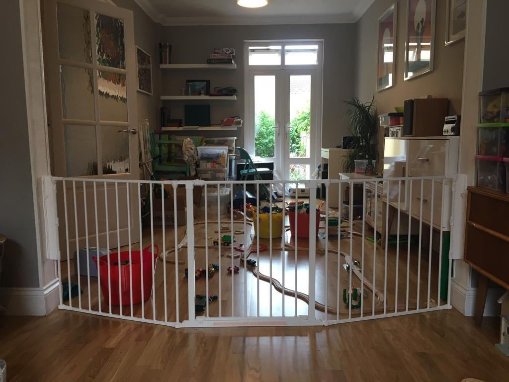 Babydan room divider XL in Victoria Park Bristol Gumtree