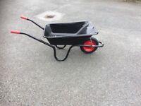 Brand new wheelbarrow