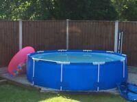 bestway pool plus accessories