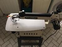 Excalibur EX-21 Fretsaw/ Scroll saw