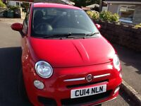 Fiat 500 S FOR SALE - LOW MILEAGE
