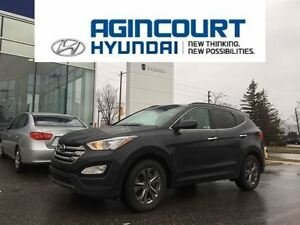 2016 Hyundai Santa Fe Sport 2.4 Premium AWD/HEATED SEATS/ONLY 29