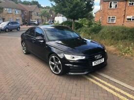 Audi A6 Black Edition 2.0 TDI