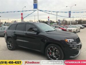 2014 Jeep Grand Cherokee SRT | AWD | LEATHER | NAV | ROOF