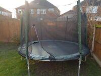8 ft children's trampoline
