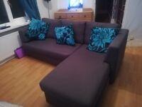 Mini corner sofa
