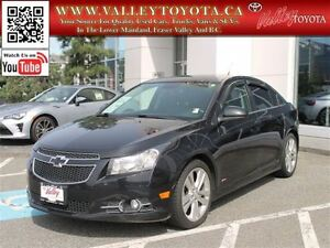 2013 Chevrolet Cruze LT Turbo RS (#422)