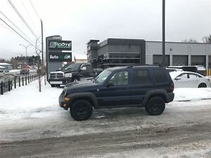2007 Jeep Liberty Sport - 142956km/ AUTOMATIQUE/ 4X4/ V6 3.7L **