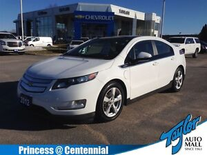 2012 Chevrolet Volt Electric 1 Owner| Auto| Front Wheel Drive