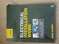 Electrical Installation Work Book