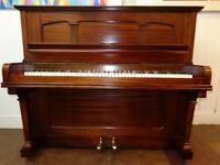 Reavley upright piano, fully reconditioned, repolished and guaranteed
