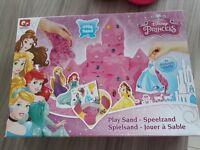 Disney Princess sand toy / kinetic sand