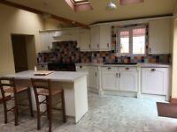 Shaker kitchen used