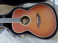 TAKAMINE TF430SS SINGERSONGWRITER all solid cedar/ovangkol CoolTube electronics