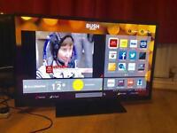 "40"" BUSH SMART TV WIFI FULL HD USB."