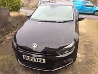 09 vw scirocco for sale.