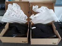 New 8 hole Dr Marten boots, size 10