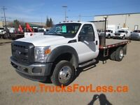 2012 Ford F-550 XL 4X4, GAS!!! -