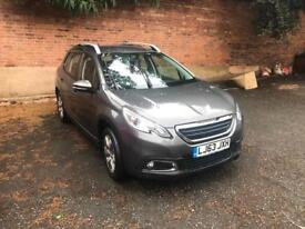 SELL PEUGEOT 2008, yr2013, 5drs, 1.2engine