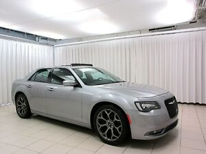 2015 Chrysler 300 PRICE REDUCED!! 300S V6 SEDAN w/ SUNROOF, NAV