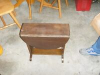 small fold table