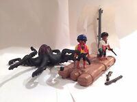 Playmobil Pirate Raft (4291)