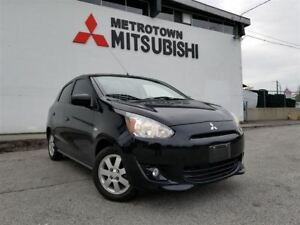 2014 Mitsubishi Mirage SE; Local & No accidents!