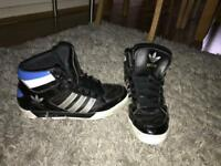 Size 7 Men's Adidas high tops