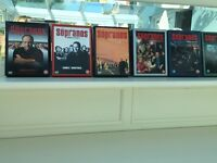 Sopranos Series one to six Box sets