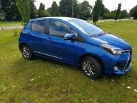 TOYOTA YARIS ICON 1.4 VVTi 2014 (64) 5 DOOR HATCH PETROL EXCELLENT CONDITION 1 LADY OWNER