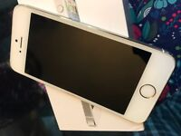 Apple Iphone 5s White 16gb Unlocked, Sensor touch, Restored, fully working, no icloud lock