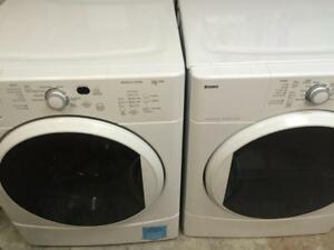 66-  Laveuse Sécheuse Frontales KENMORE HE2  Frontload Washer and Dryer