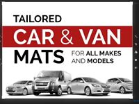 Stock clearance exact fit mats for any car or van