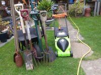 Garden equipment for sale