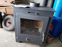 woodburner brand new