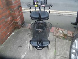 Sterling little star fold up mobility scooter good condition