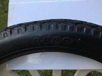 Motorcycle Tyre - 2.75 x 18 : 42P : Duro : Brand New - Unused