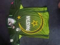 Cricket shirt 2011 world cup.