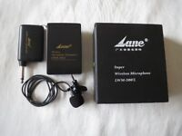 Lane Super Wireless Microphone LWM-300II