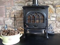 Jotul no3 multifuel stove/room heater good clean condition.